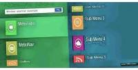 Metropanel the new navigator sites modern for