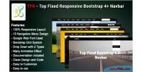 Top tfn fixed navbar 4 bootstrap