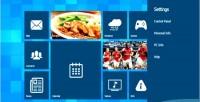 Windows complete set web 8