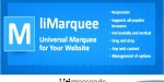 Jquery limarquee responsive marquee