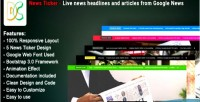 Ticker news live news & headlines articles news google from