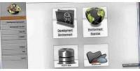 Manager demo synchronize database & ftp