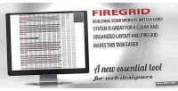 Tool firegrid designers web for