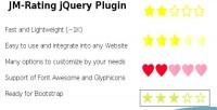 Rating jm jquery plugin
