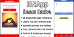 Rnapp react native full app template modules native with