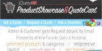 Xml jquery product cart quote showcase