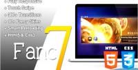 7 fancy touch lightbox slider image