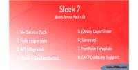 7 sleek packet slider complete