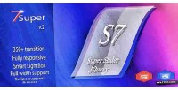 7 super slider image responsive