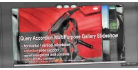 Accordion jquery slideshow gallery multipurpose