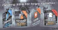 Banner jquery slider logo rotator