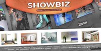 Business showbiz plugin jquery carousel