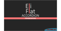 Flat eli accordion framework