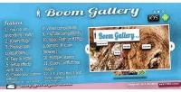 Gallery boom jquery plugin