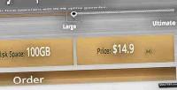 Hosting hostslide slider pricing plan