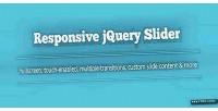 Jquery responsive slider