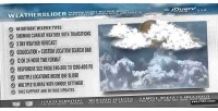Jquery weatherslider widget weather animated