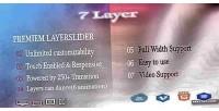 Layer 7 responsive layerslider