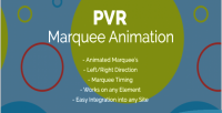 Marquee pvr animation