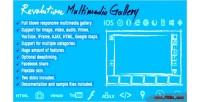 Multimedia revolution gallery
