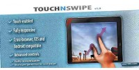 N touch gallery image swipe