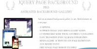 Page jquery background pro