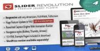 Revolution slider plugin jquery responsive