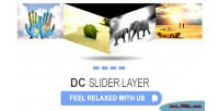 Slider dc layer