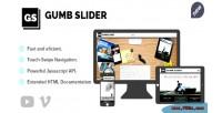 Slider gumb responsive gallery image jquery
