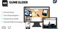 Slider gumb responsive gallery image jquery