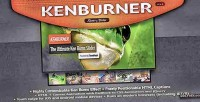 Slider kenburner jquery plugin
