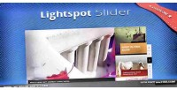 Slider lightspot standalone