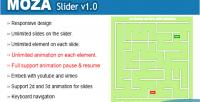 Slider moza version 1.1