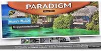 Slider paradigm jquery plugin