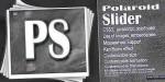 Polaroid slider a polaroid slider style photo