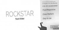 Slider rockstar jquery gallery slider touch