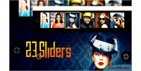 Sliders 23 mega pack