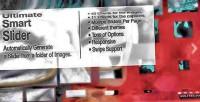 Smart ultimate slider responsive