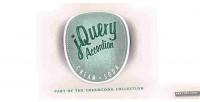 Soda cream accordion jquery responsive