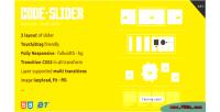 Touch codeslider slider multi responsive