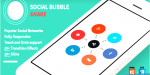 Bubble social share