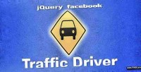 Facebook jquery traffic driver