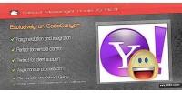 Messenger yahoo node.js bot