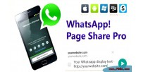 Page whatsapp share
