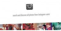 Photo instagram search
