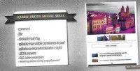 Photo jquery social wall