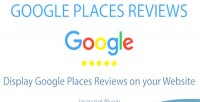 Places google plugin javascript reviews