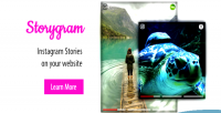 Stories instagram on storygram website your