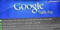 Traffic google pop