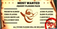 Wanted most pack plugins jquery